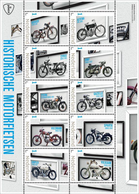 Postzegel_Historische_Motorfietsen-vel